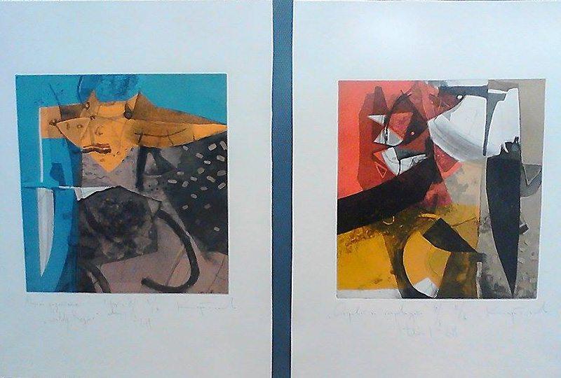 Биенале на малките форми и Мирослав Минчев