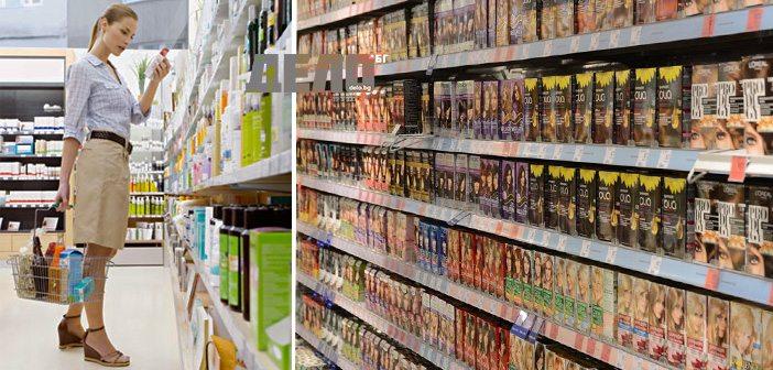 Пасти за зъби, шампоани и боя за коса – най-често купуваните дрогерийни стоки от българина