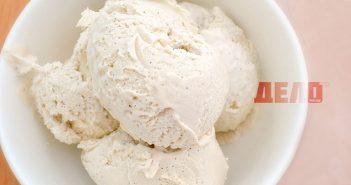 Домашен сладолед, лесен сладолед