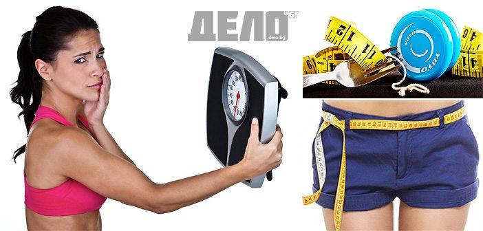 без йо йо ефект след диета
