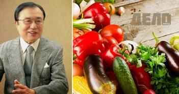 д-р Хироми Шиня за правилно хранене