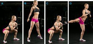 Лесни упражнения за дамите