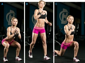 Упражнения за стегнати и добре оформени крака