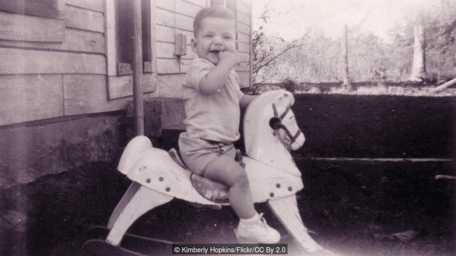 бебетата и времето - защо не си спомняме нищо от ранните ни години