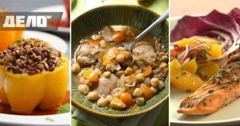 африкански ястия