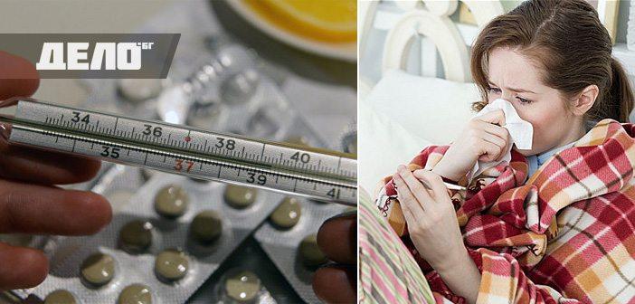 връзка между грипа и годината на раждане