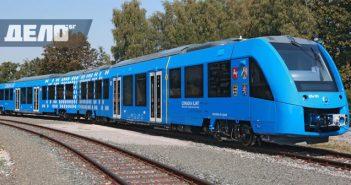 първият хидро влак в света