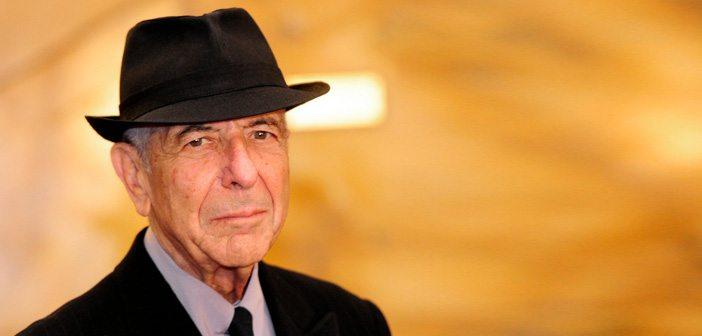 Почина Ленард Коен