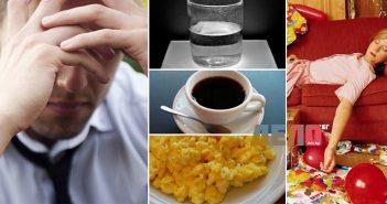 английска закуска при махмурлук