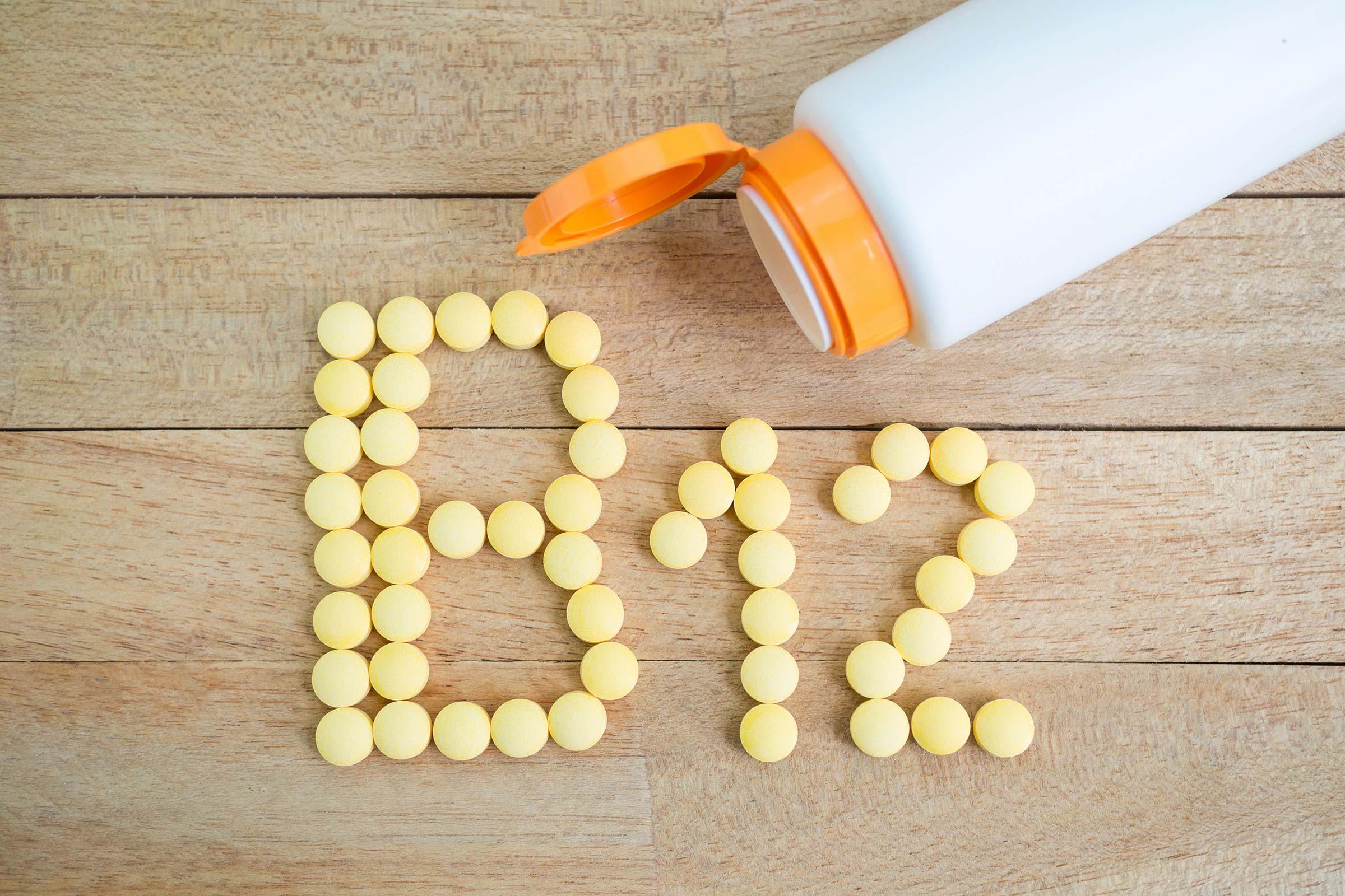 недостиг на витамин В12