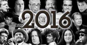 2016 - годината, която никой не иска да си спомня