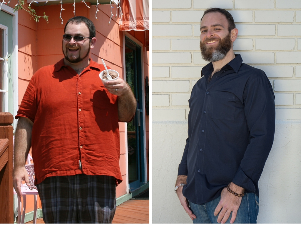 този мъж свали 70 кг и дава съвети как го е направил