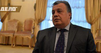 убиха руския посланик в Москва