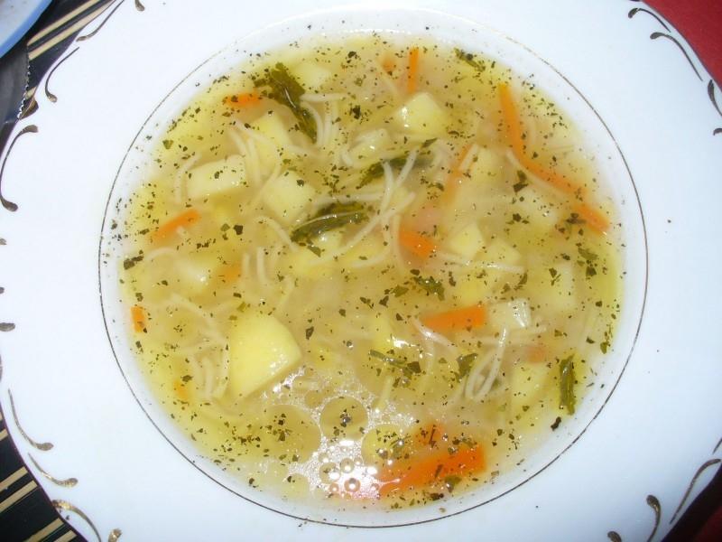 манджите на мама са най-вкусни, както тази супа