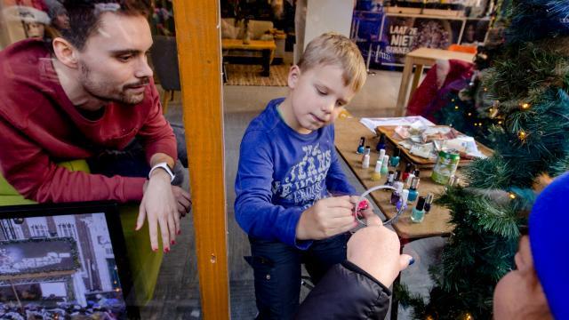 момче събра 600 000 евро за благотворителност