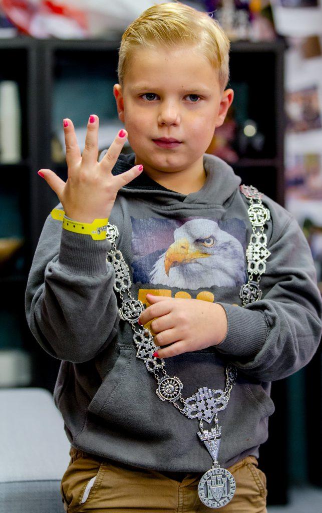 момче събра над 1.3 млн евро за благотворителност