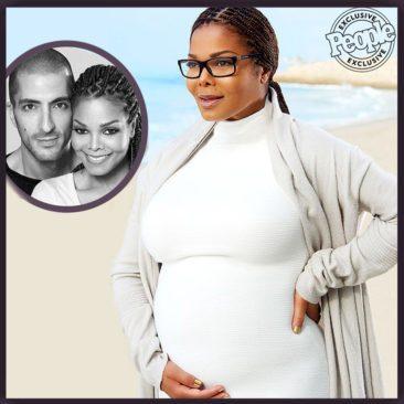 Джанет роди първото си дете на 50