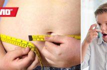 астма и затлъстяване