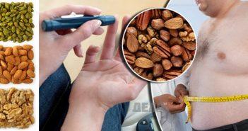 ядките намаляват риска от диабет тип 2