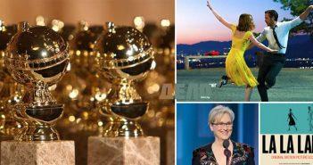 Наградите Златен глобус 2017
