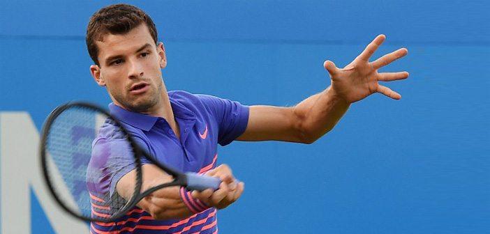 Григор Димитров на четвъртфинал в Австралия