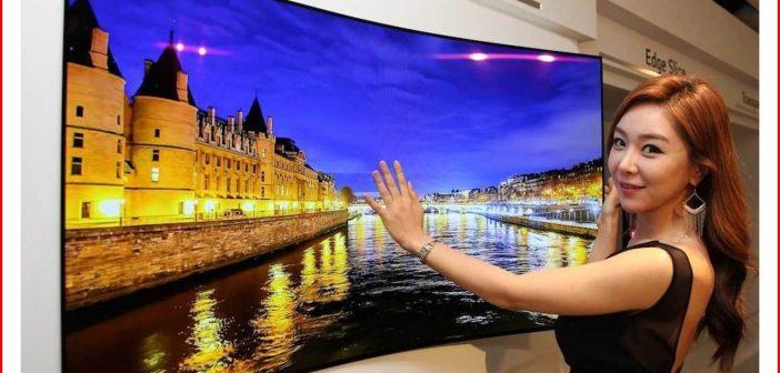 lg изкара на пазара най-тънкия телевизор в света