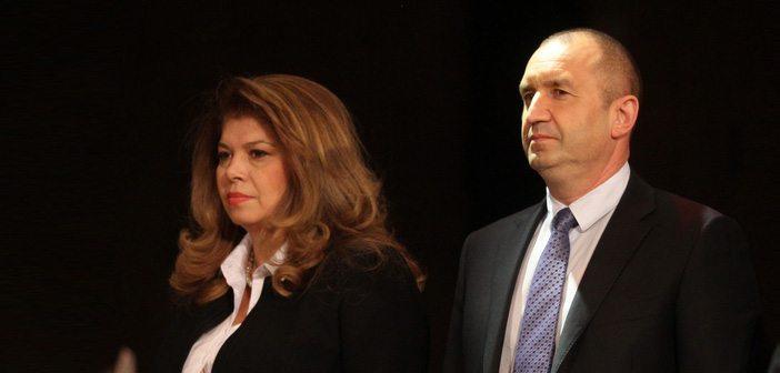 генерал Румен Радев положи клетва като петият президент на България