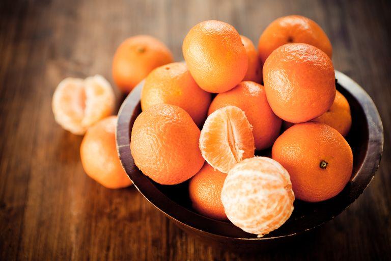 диета с мандарини