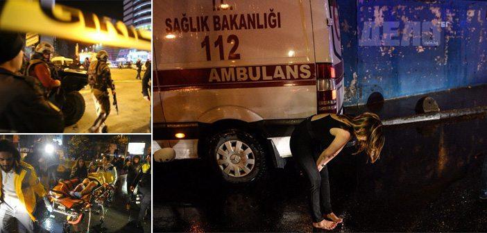 атентат в Истанбул