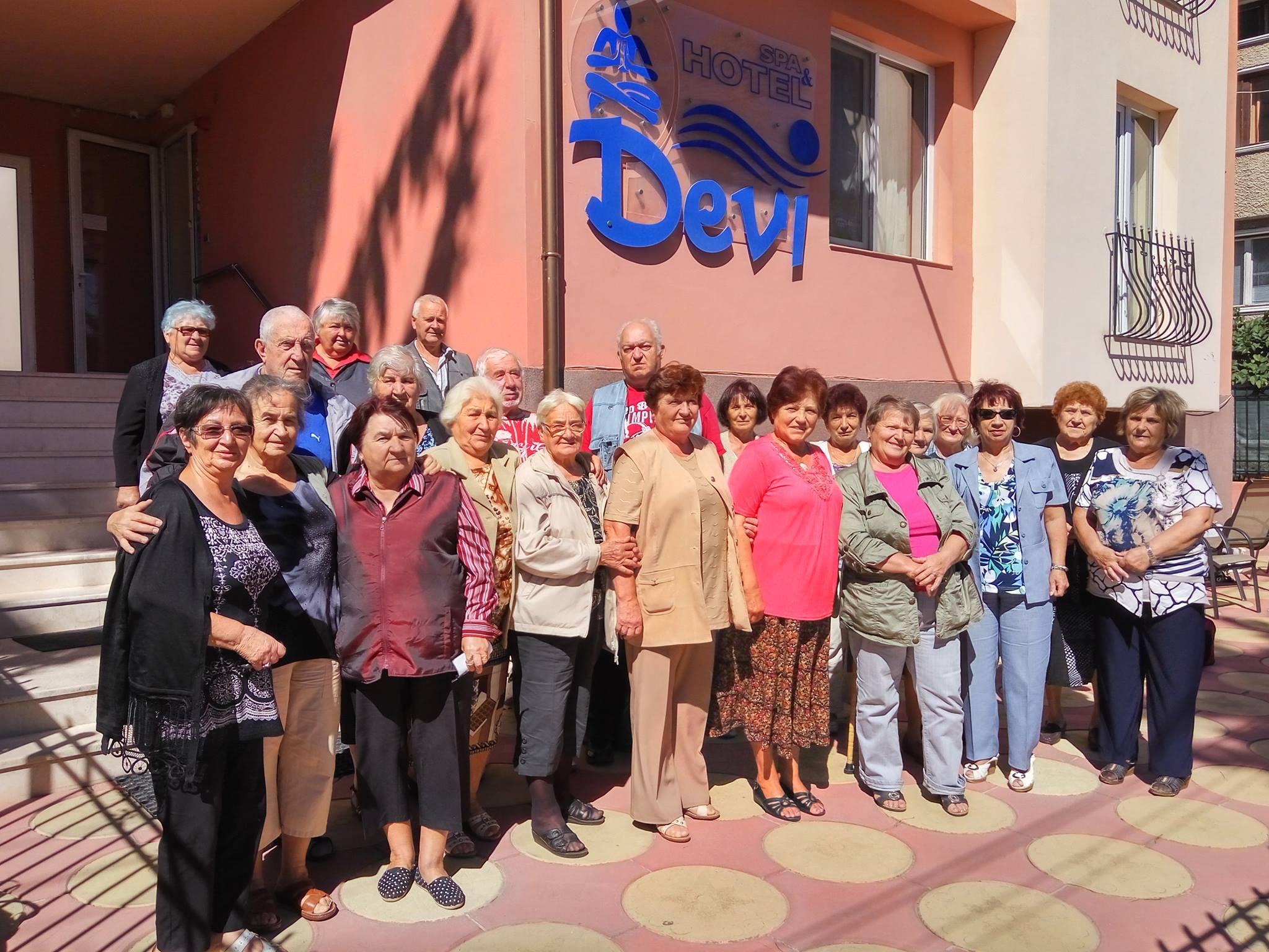 пенсионери с ТЕЛК почиват безплатно