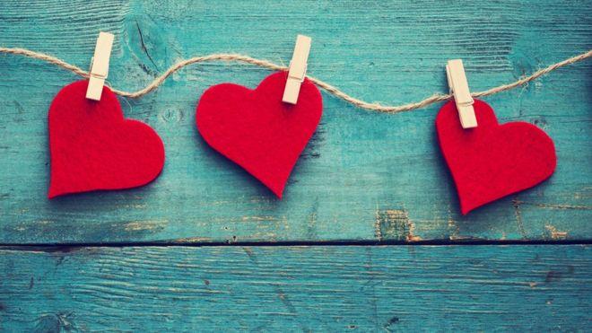 14 февруари е празник на Св. Валентин