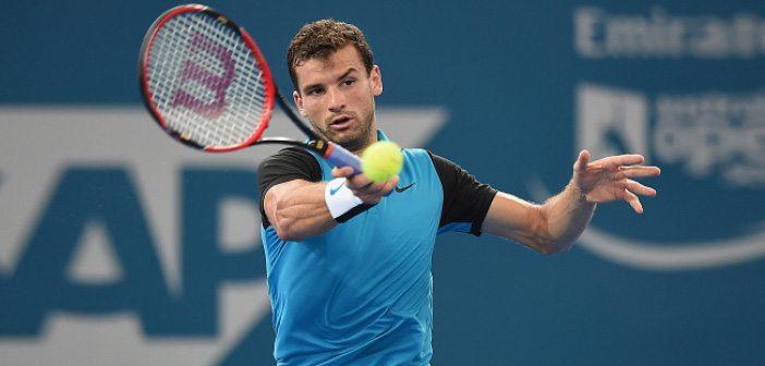 Григор Димитров на четвъртфинал на Sofia Open
