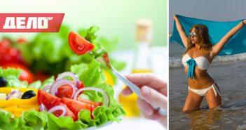 Ирина Симеонова - диета и отслабване