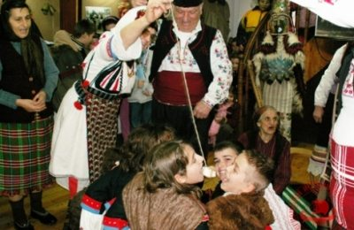 традициите на Прошки - Сирни Заговезни