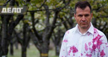 "Симеон Владов играе 50-то представление на ""Любовта не може просто да отмине"""