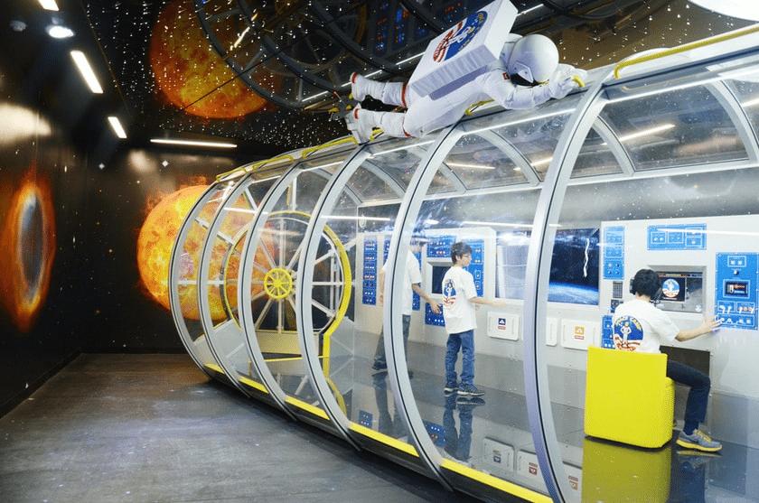Гергана Райжекова, Space Camp