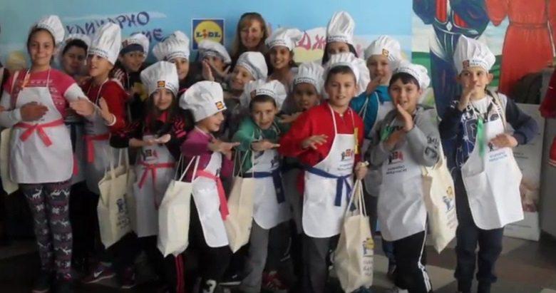 здравословно хранене на децата