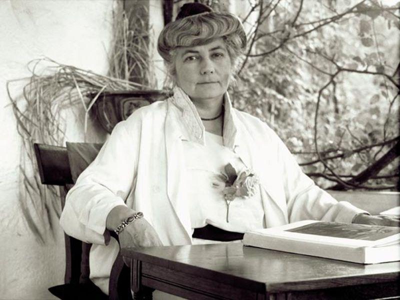 Елена Рьорих