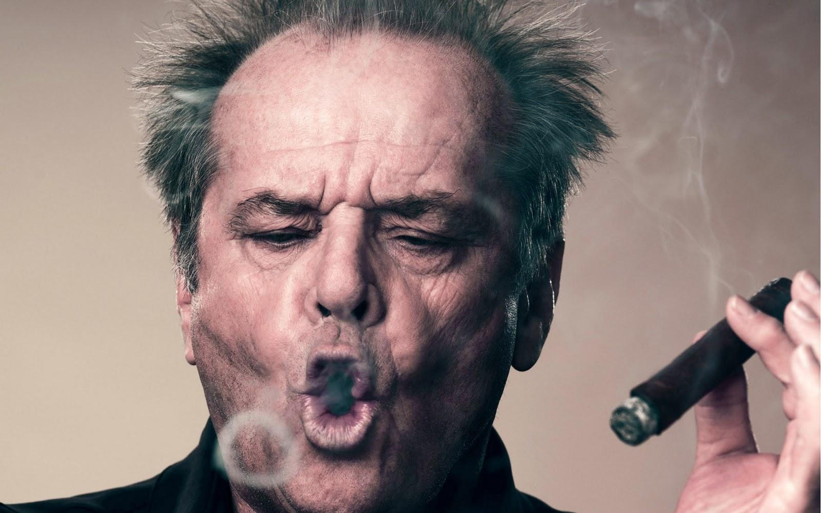 Джак Никълсън на 80