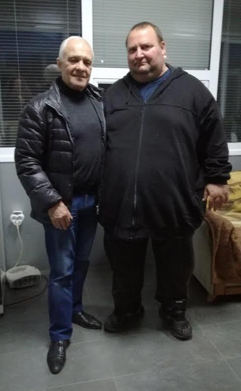 Мъж от Първомай свали 85 килограма
