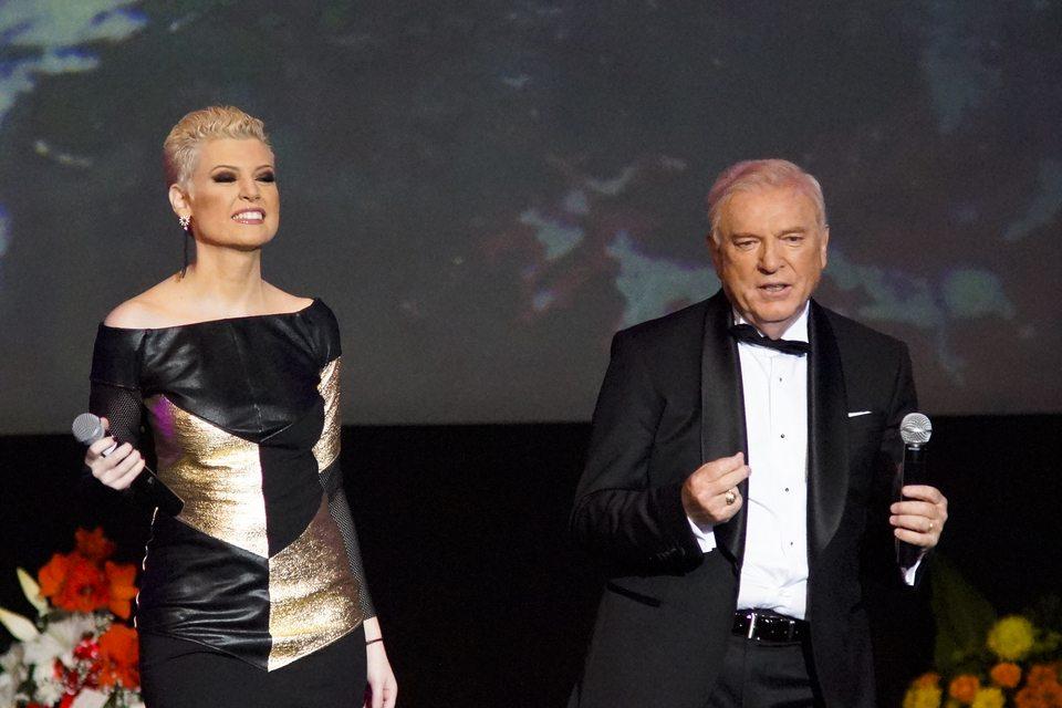 Мустафа Чаушев и Ажда Чаушева