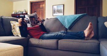 диванът може да ни докара рак