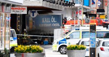 sweden, Швеция, атентат в Стокхолм