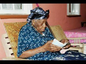 Вайълет Браун е най-възрастният човек в света