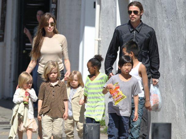 Анджелина Джоли си купи нов дом