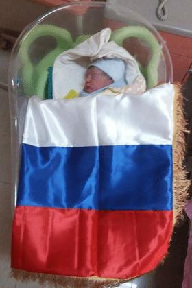 кръстиха сирийско бебе на Путин