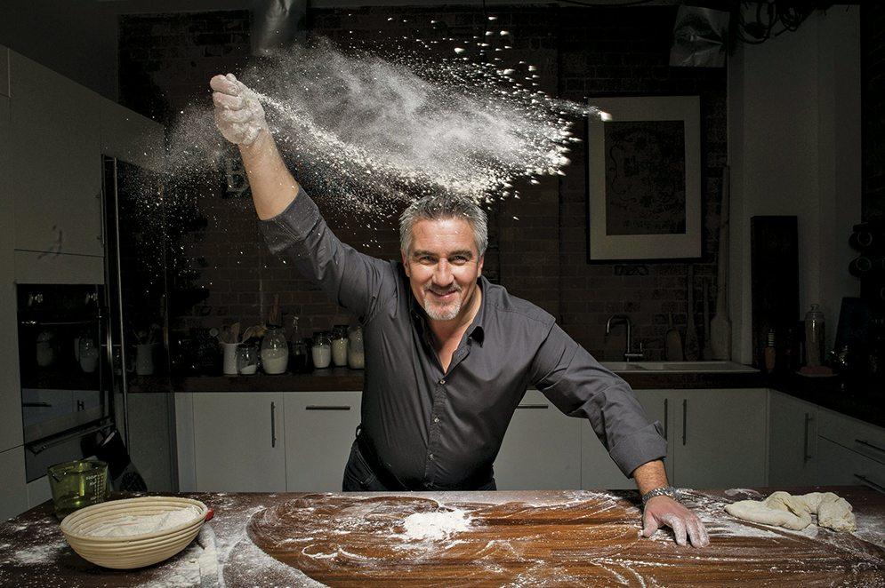 Пол Холивуд с нов сезон на кулинарното шоу