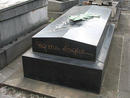 Сюзан Ленглен