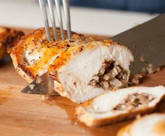 рецепта за пиле с крокан н Дафни Брогдън