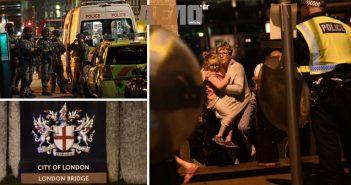 атентат в Лондон